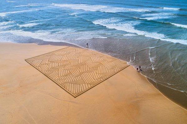 Beach art Mesmerize