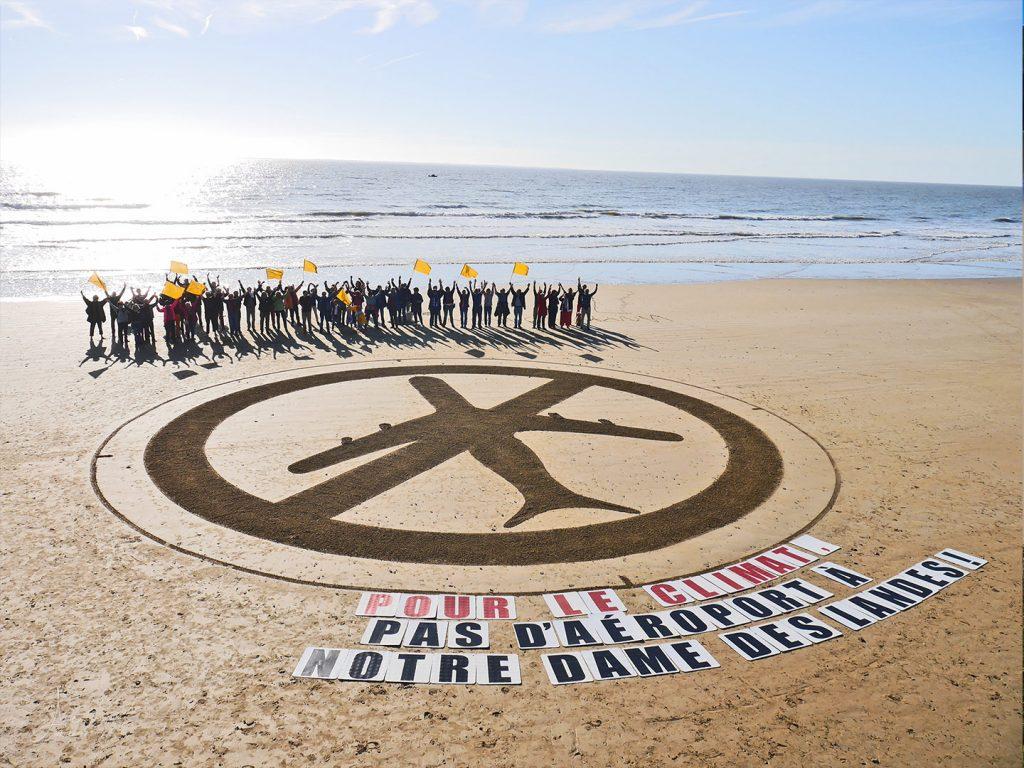 Beach art collectif Indre-Et-Loire