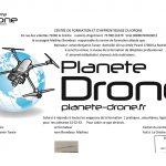 Attestation suivi de formation drone