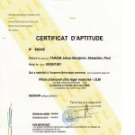 Certificat aptitude ULM